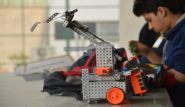 Science & Robotics