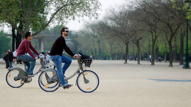 AI-bikes
