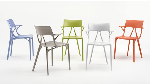 Kartell and artificial intelligence